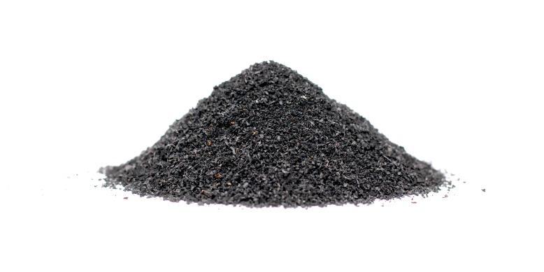 GRANULAT GUMOWY POWDER 0-0,8 mm