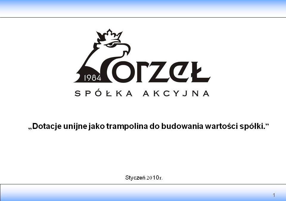 Prezentacja SII Warszawa