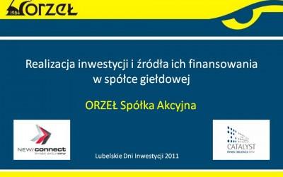 Prezentacja LDI 2011